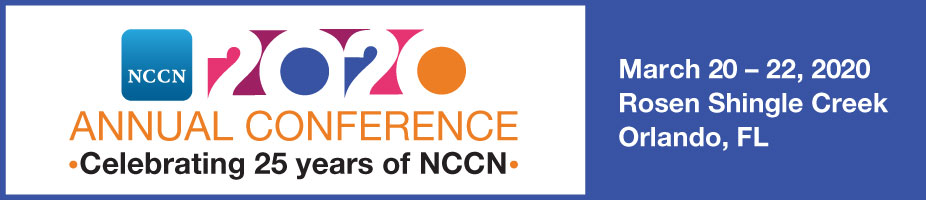 NCCN 2020 Annual Conference