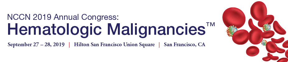 NCCN 2019 Annual Congress: Hematologic Malignancies™