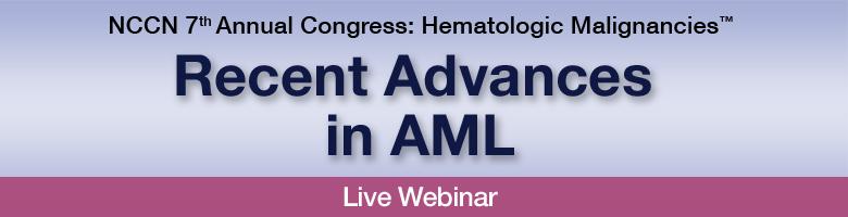 Recent Advances in Acute Myeloid Leukemia