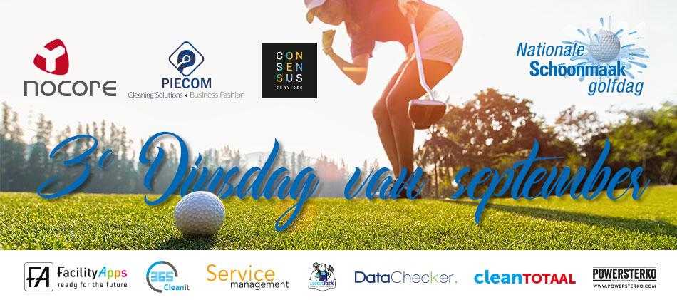 Nationale Schoonmaak Golfdag 2019