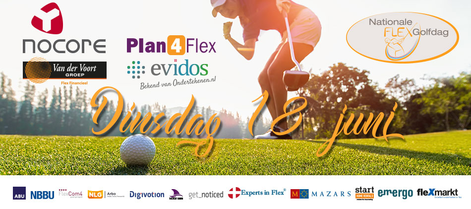 Nationale Flex Golfdag 2019