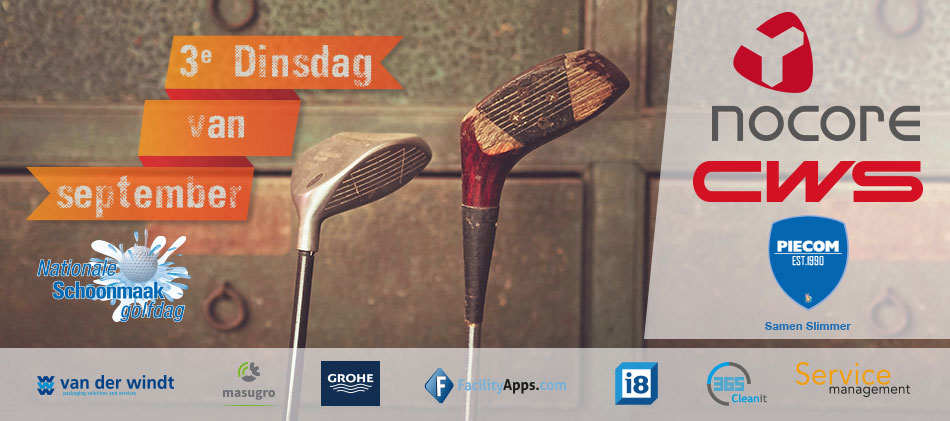Nationale Schoonmaak Golfdag 2017