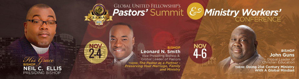 Pastors' Summit & Ministry Workers' Conference