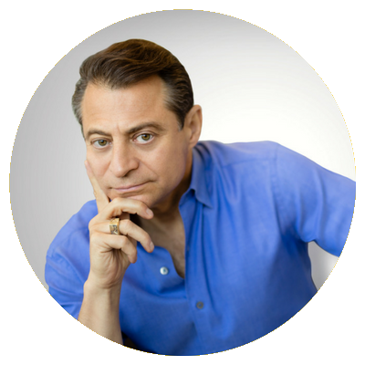 Peter Diamandis Success rond transparent