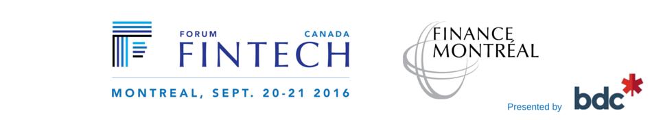 2016 Canada FinTech Forum