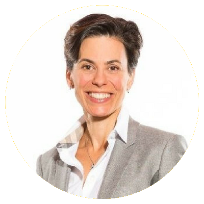 Renée Laflamme rond transparent