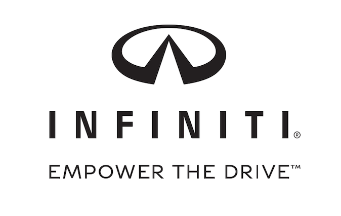 INFINITI with tag