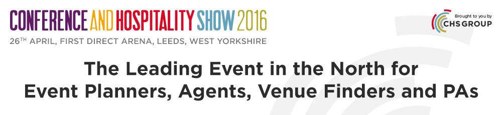 The Conference & Hospitality Show 2016