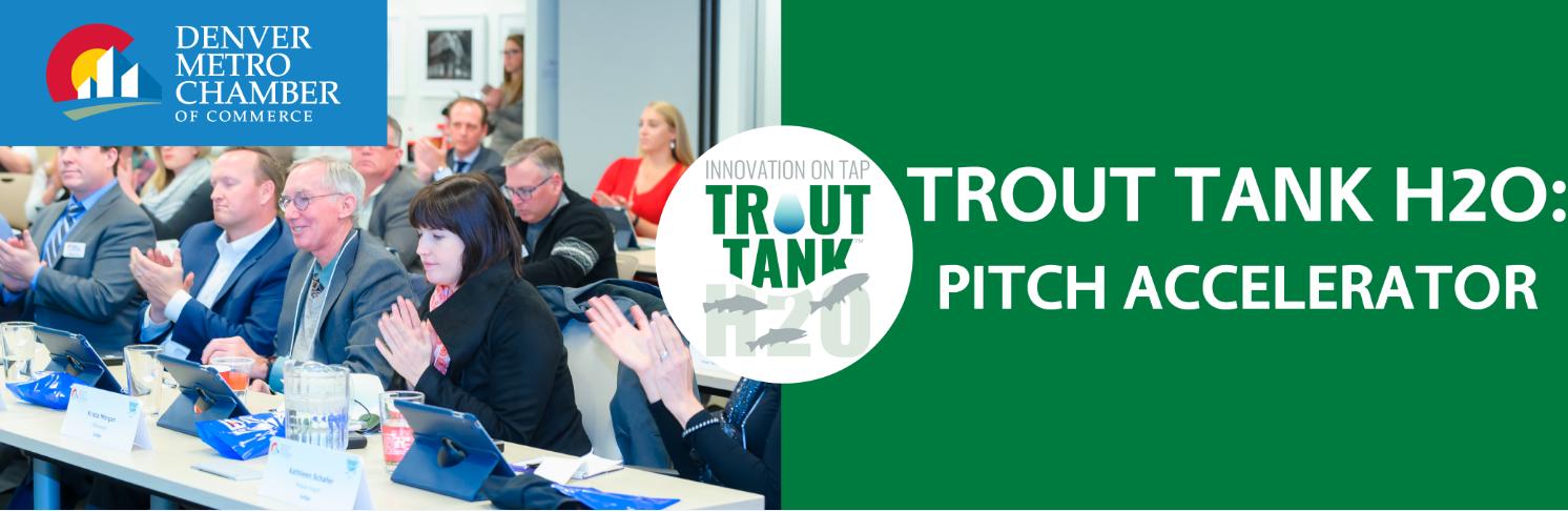 Trout Tank H2O: Pitch Accelerator