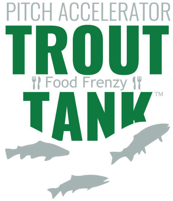 Trout Tank Logo Food Frenzy - Accelerator