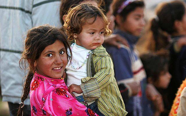 640px-Iraqi_refugee_children,_Damascus,_Syria