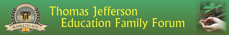 Salt Lake City 2011 Thomas Jefferson Education Family Forum