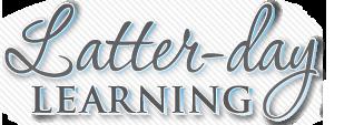 Latter day Learning Logo