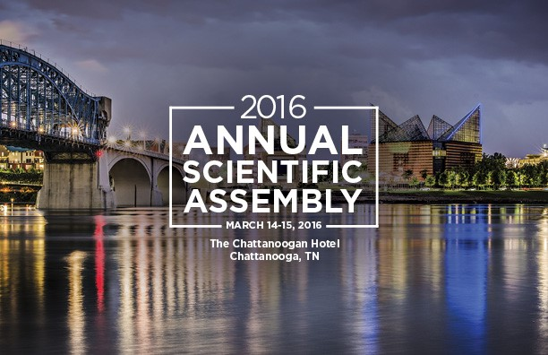 2016 TCEP Annual Scientific Assembly