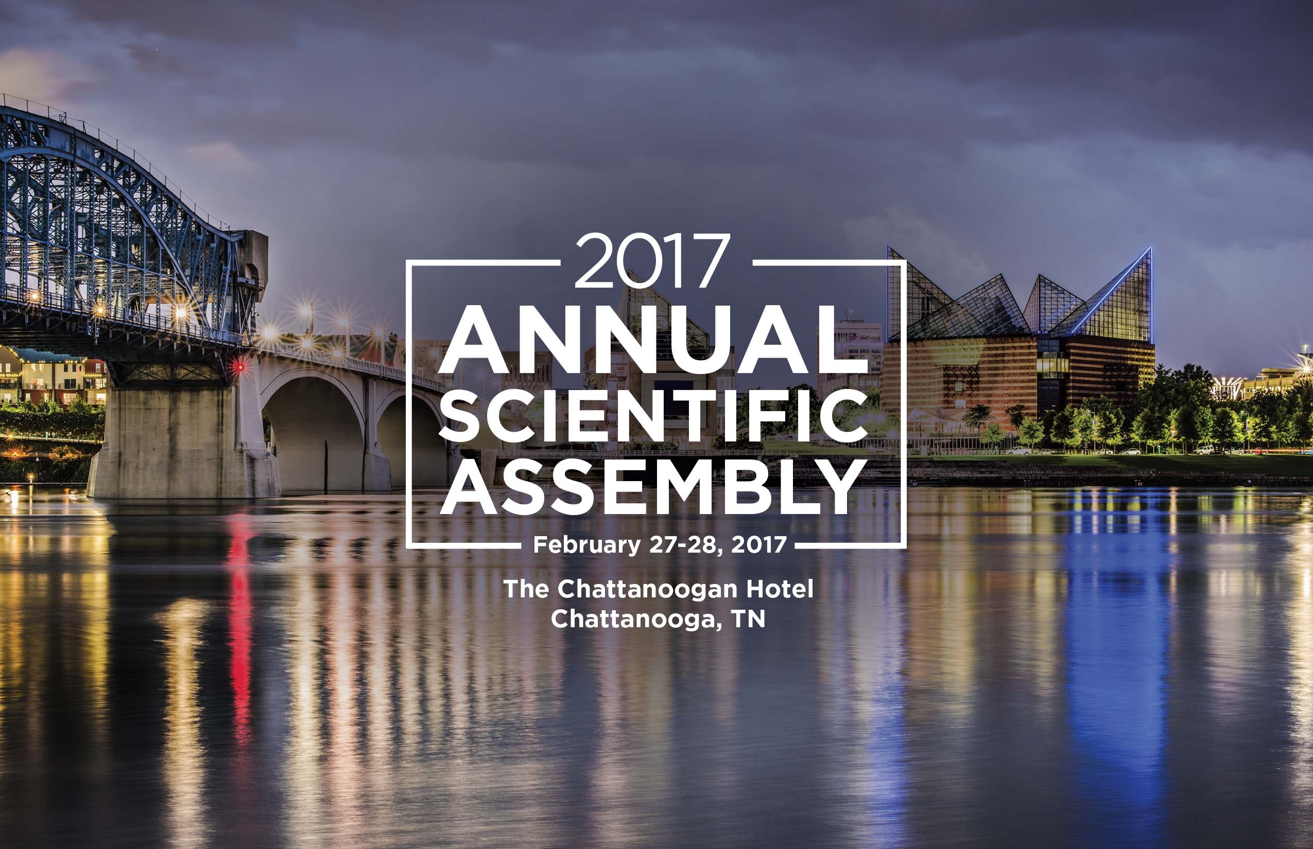 2017 TCEP Annual Scientific Assembly
