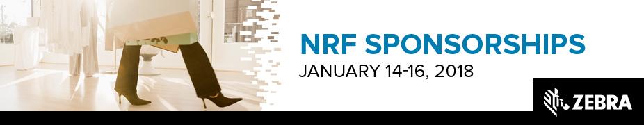 Zebra 2018 NRF Sponsorship Payments