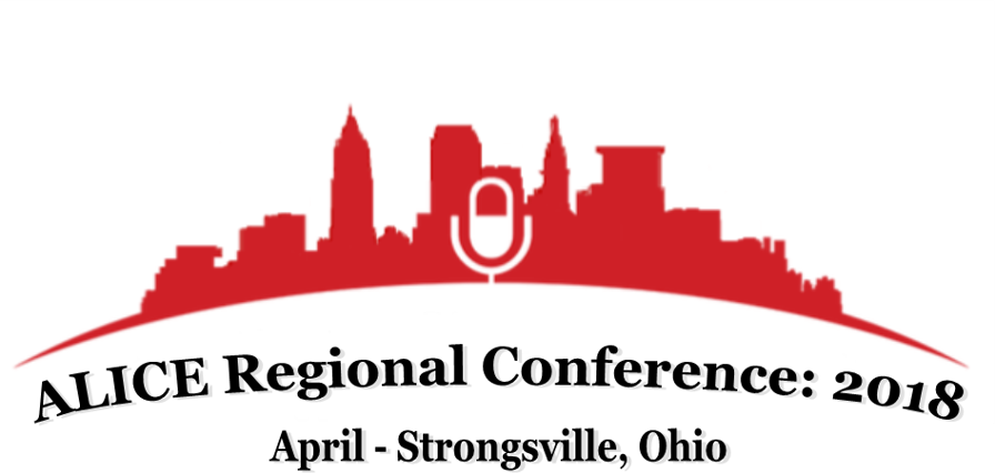 ALICE Regional Conference - Strongsville - $150