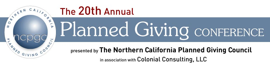 2013 Annual Planned Giving Conference