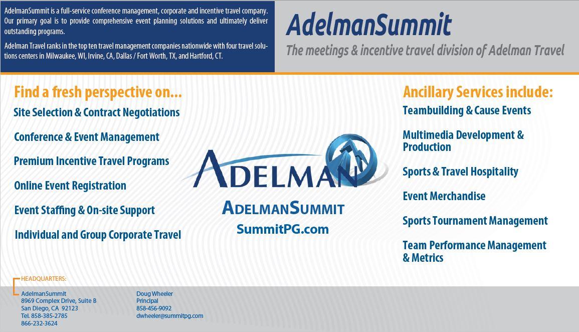 AdelmanSummit2016 image