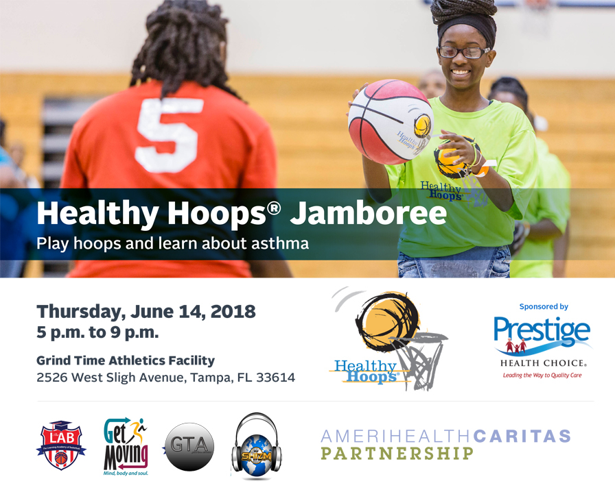 Healthy Hoops Jamboree