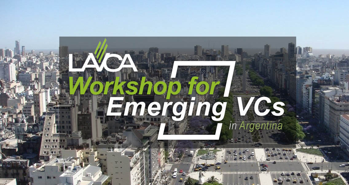 Workshop for Emerging VCs in Buenos Aires