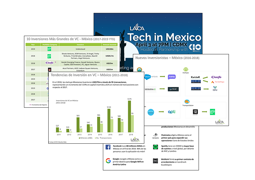 LAVCA Tech in Mexico