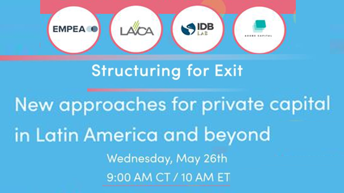 Structuring for Exit event