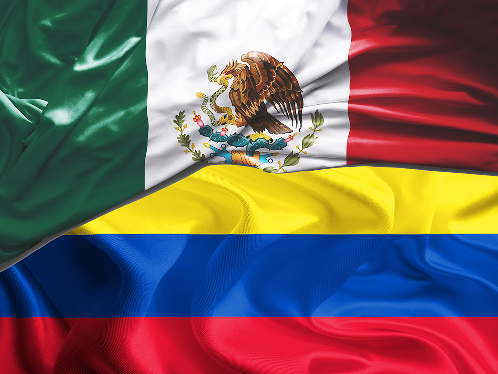 Regional Events: Colombia & Mexico