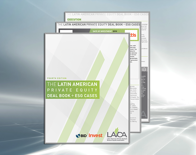 NEW: 4th Edition LAVCA Deal Book & Award Luncheon