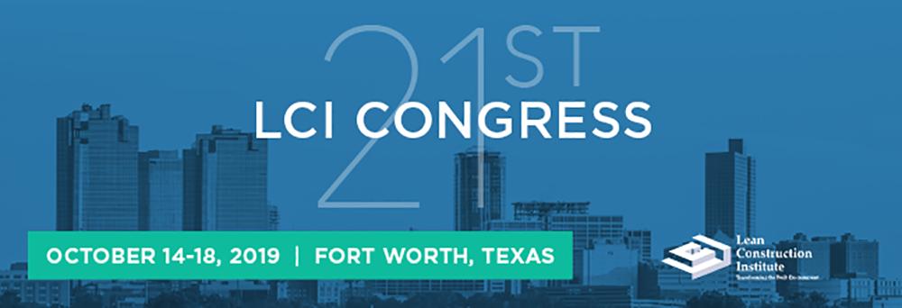 21st Annual LCI Congress (Ft. Worth, TX)