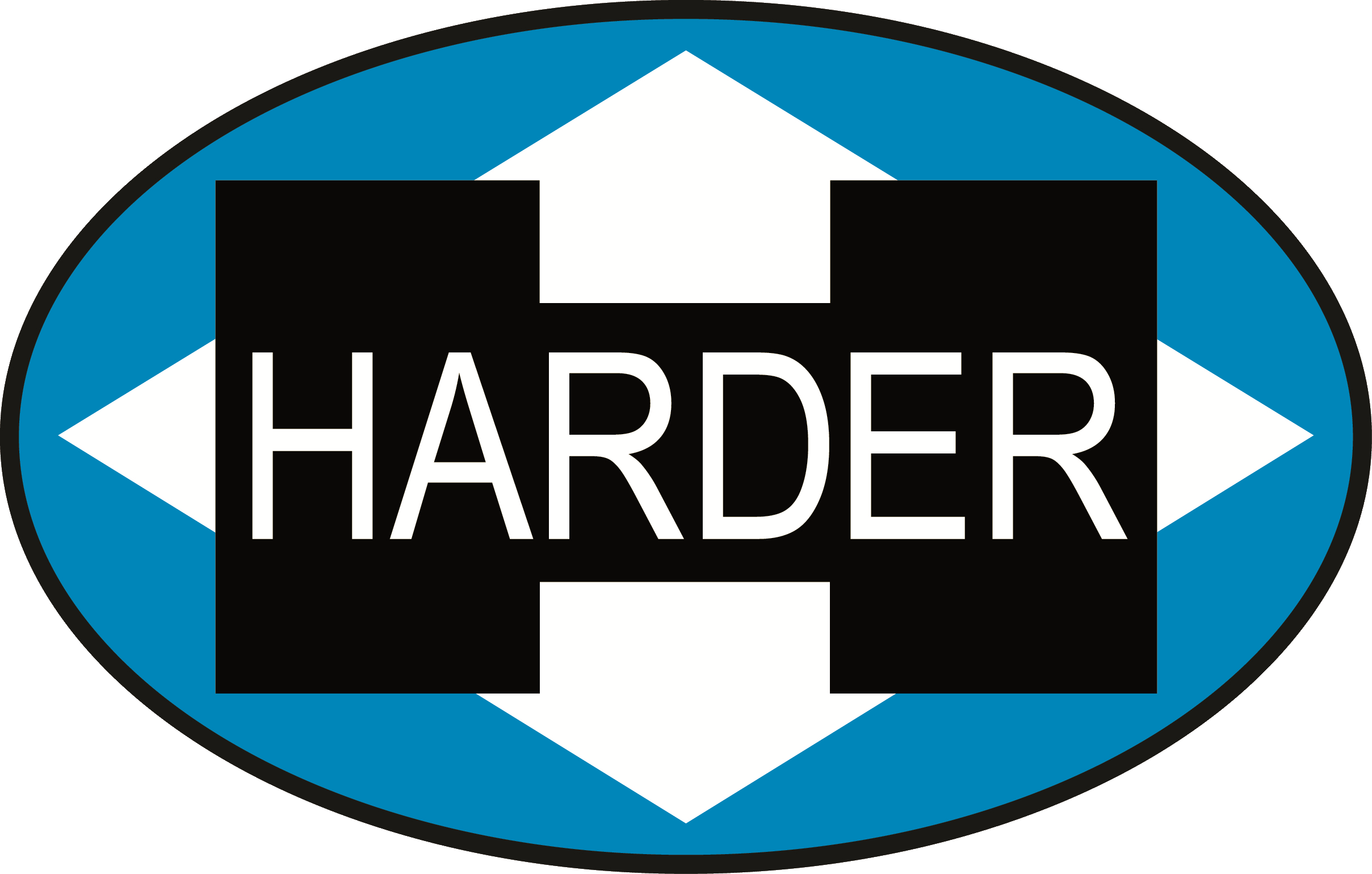harder mechanical logo
