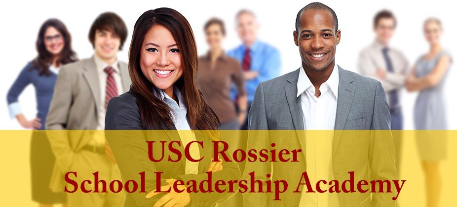 School Leadership Academy Application: Cohort 5 - Spring 2018