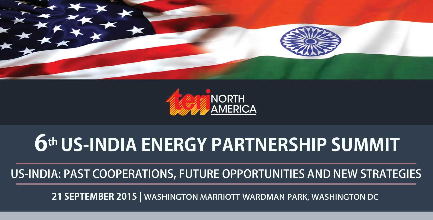 US-India Energy Partnership Summit 2015