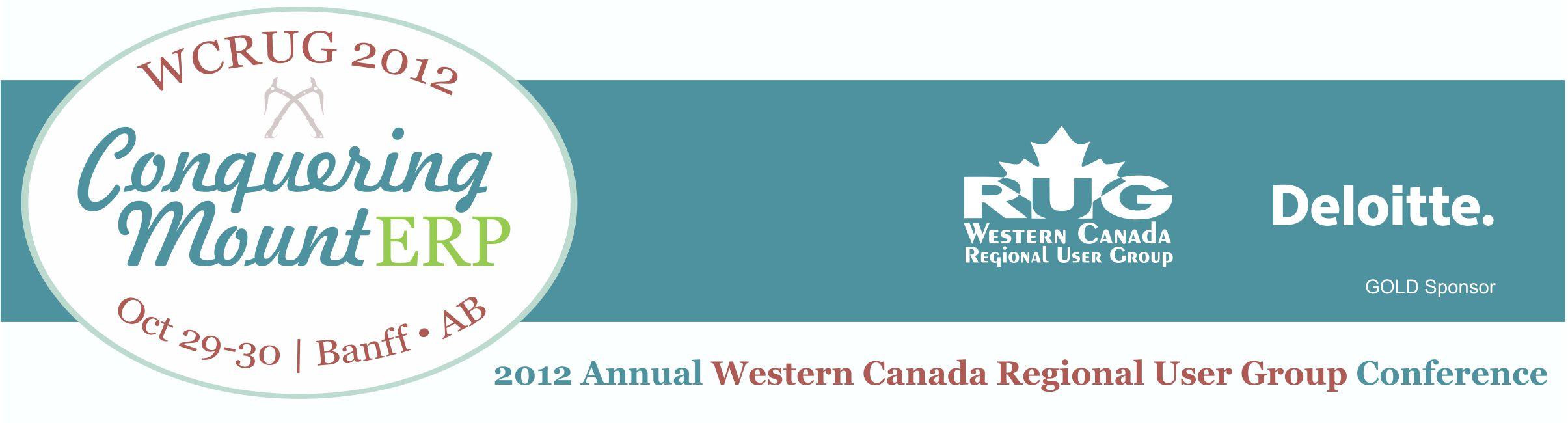 2012 WCRUG Conference_banner