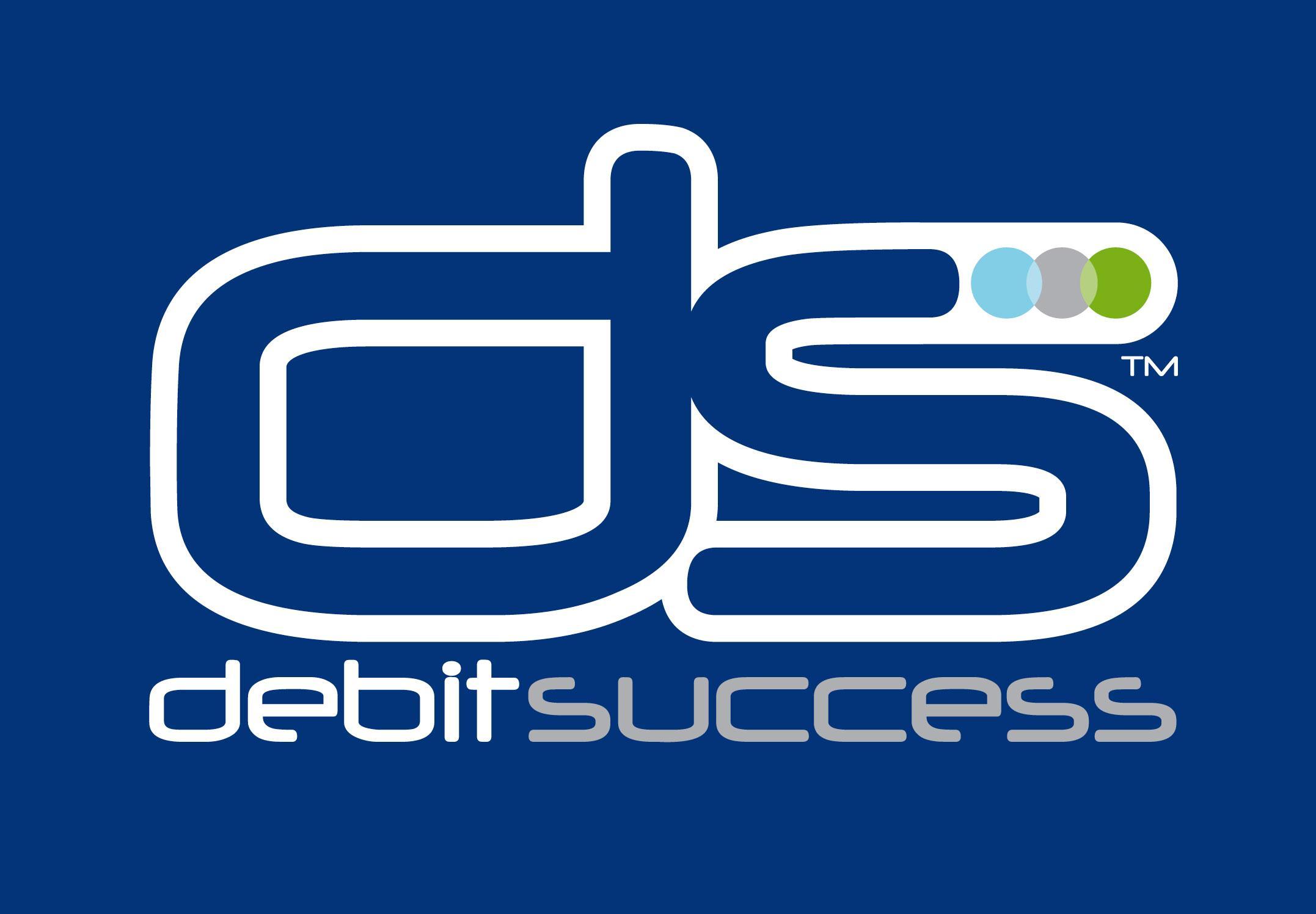 Debitsuccess Logo - Blue