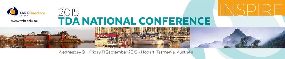 TAFE Directors Australia National Conference 2015