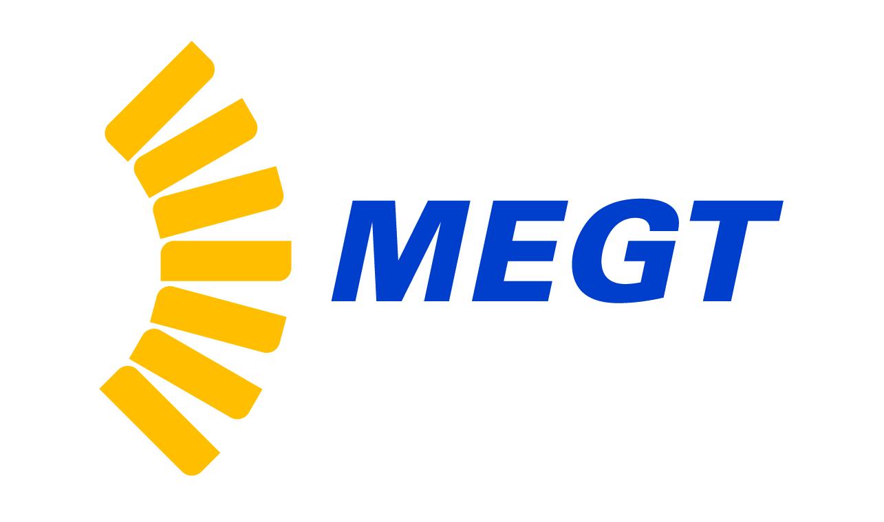 MEGT CMYK Yellow & CMYK Blue