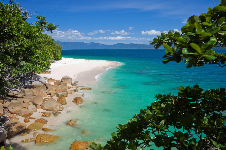 Nudie Beach Fitzroy island