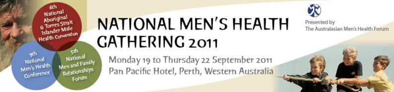 Men's Health Gathering 2011