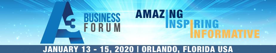 A3 Business Forum 2020