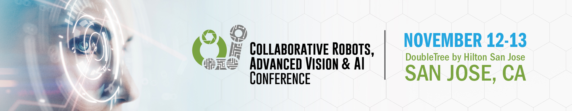 Collaborative Robots, Advanced Vision & AI Conference 2019