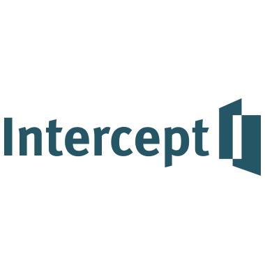 intercept-blue