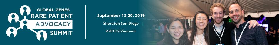 2019 RARE Patient Advocacy Summit