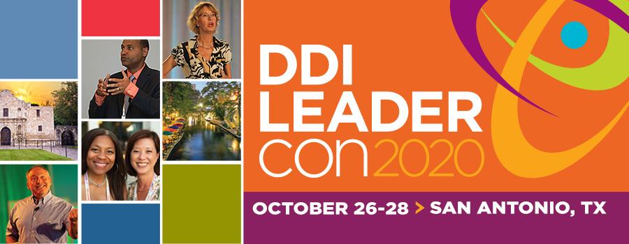DDI LeaderCon 2020