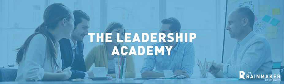 The Rainmaker Leadership Academy