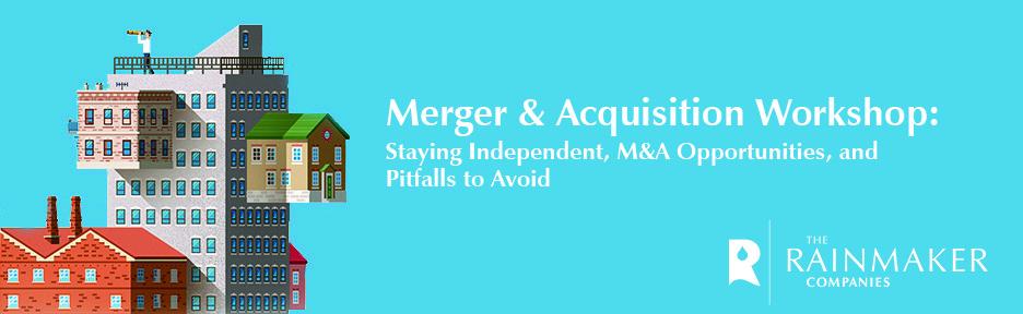 Mergers & Acquisitions Workshop