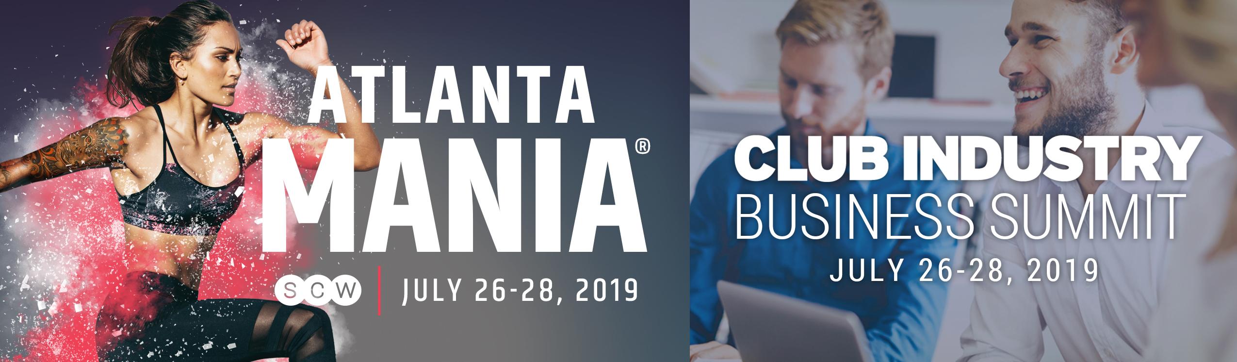 Atlanta MANIA® 2019