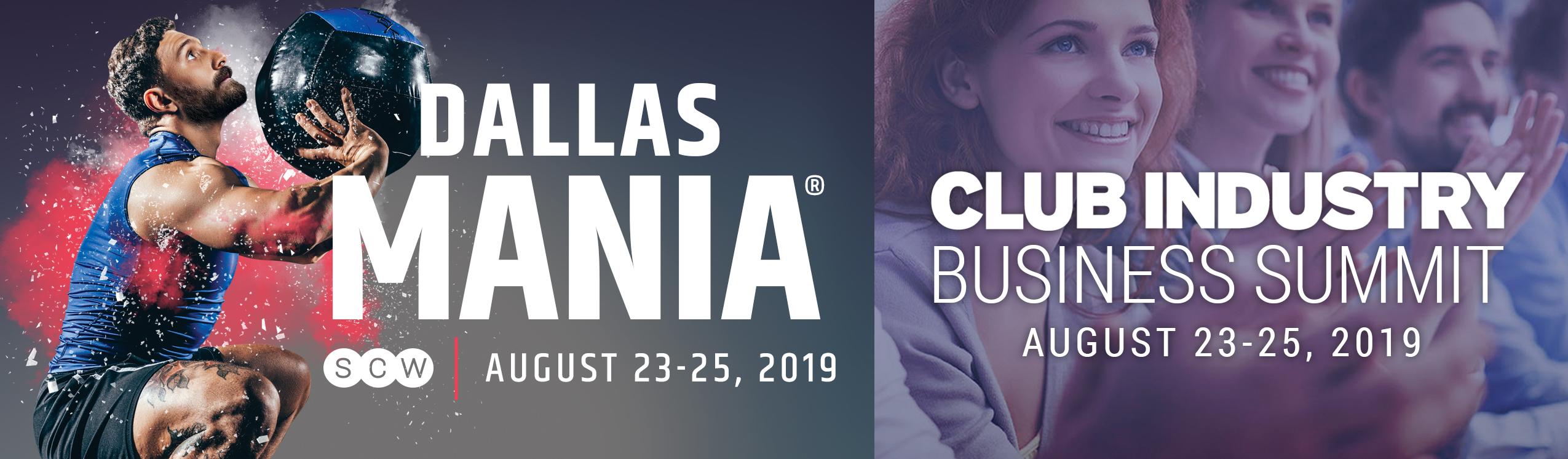 Dallas MANIA® 2019