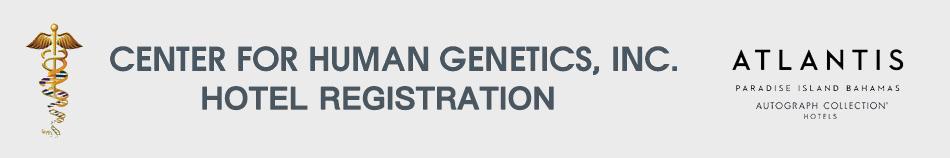 Center for Human Genetics 2019