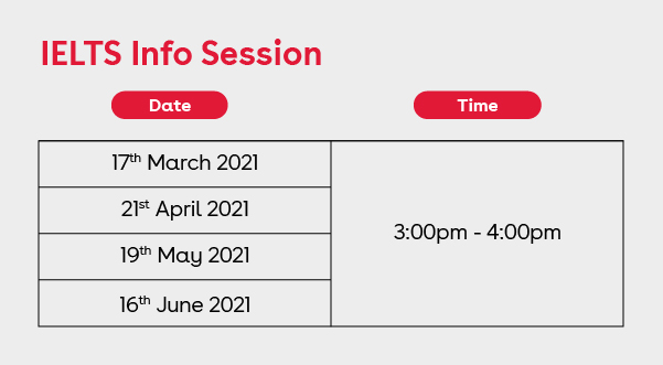 IELTS Info Session Banner_Schedule